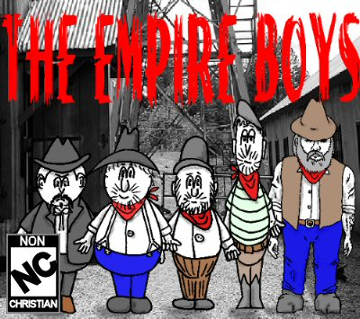 Click on here to go to Empire Boys Comic Strips